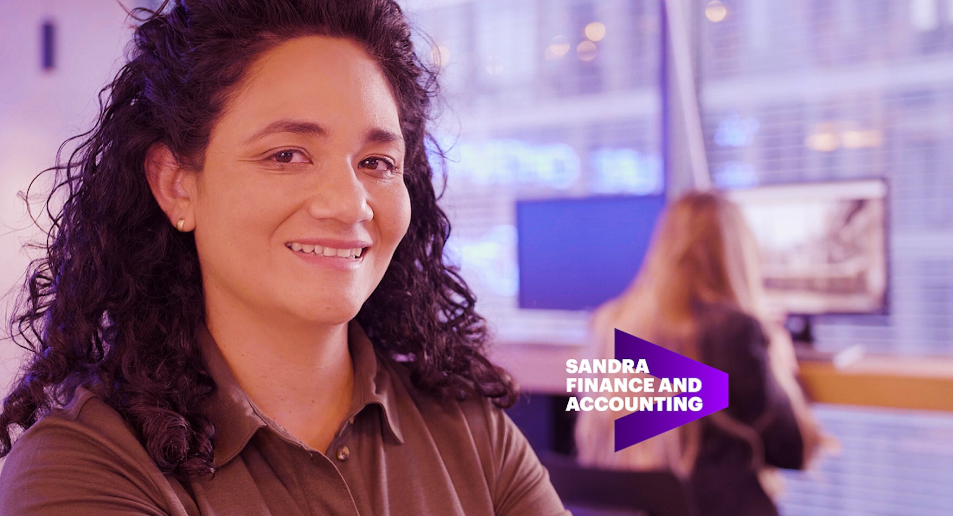 Sandra – Finance & Accounting, Accenture Operations Poland. Join us!