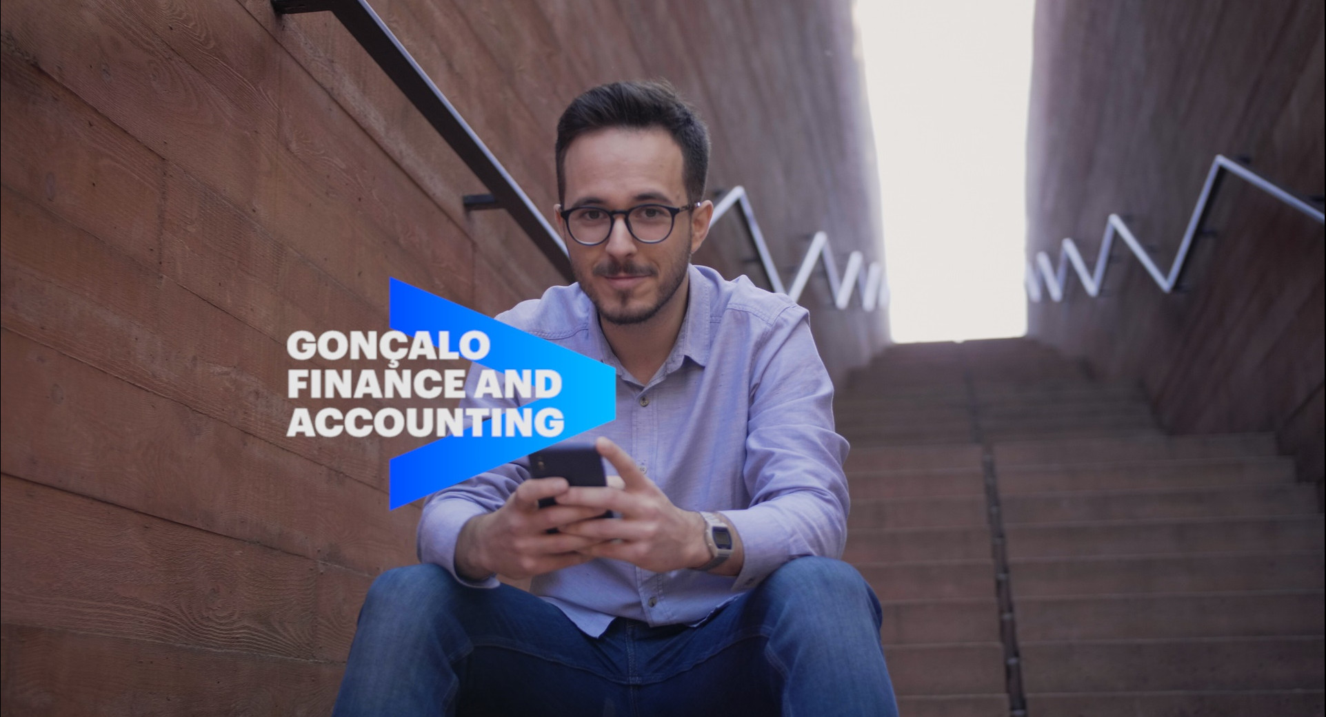 Gonçalo - Finance & Accounting, Accenture Operations Poland. Join us!