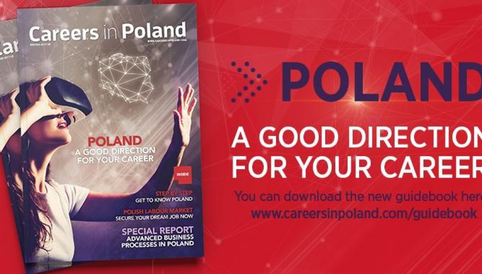 Careers in Poland 2017/18 is here!