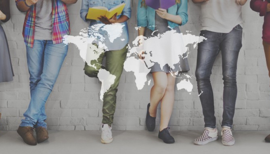 Various nationalities – different dream employers