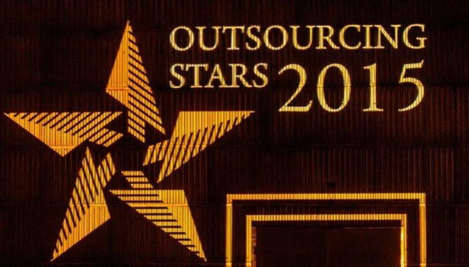 Outsourcing Stars 2015 - who's on the rise?