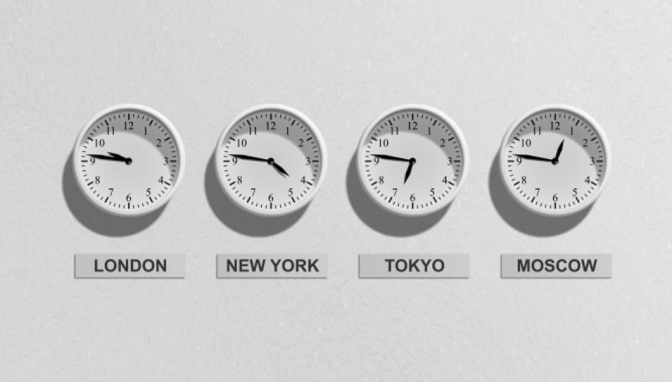 Daylight saving time change in Poland