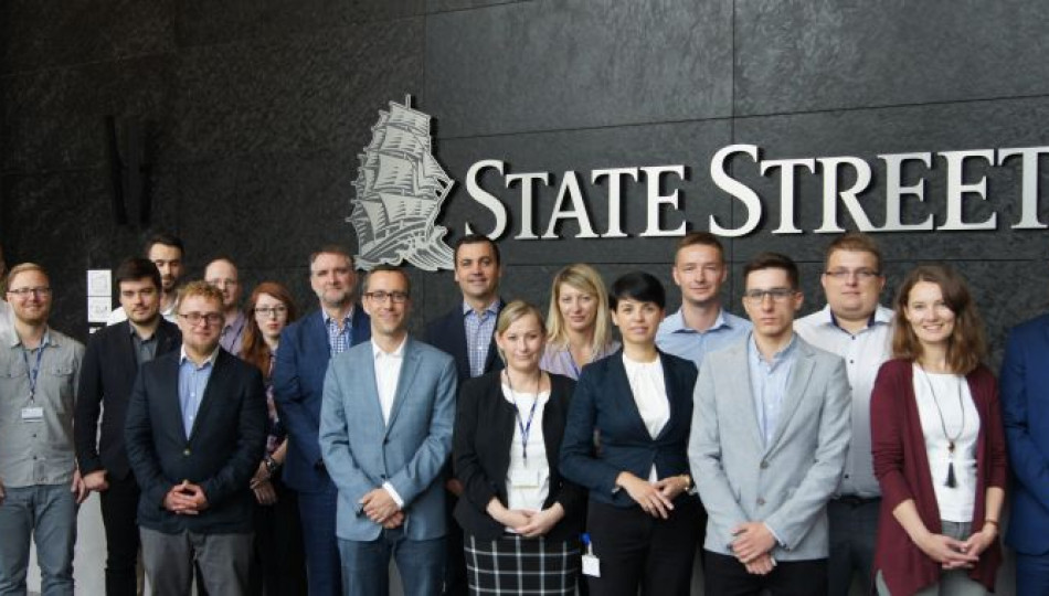 State Street's milestone: 3,000 employees in Poland