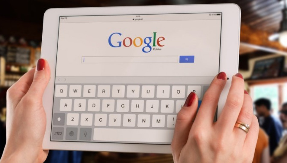What did Poles Google in 2017?