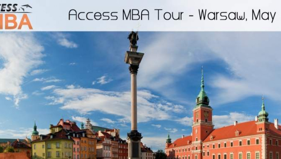 International MBA event to be held in Warsaw